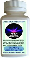 ASTRA (TM) adulto stemcell release assistenza 60 x 450mg CAPSULE + offerta libera