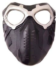Marvel Comics Winter Soldier Plastic Halloween Character Mask (1 Piece) NEW