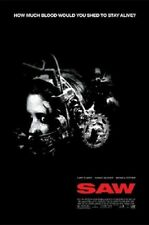 SAW MOVIE ONE SHEET POSTER (91x61cm)  PICTURE PRINT NEW ART