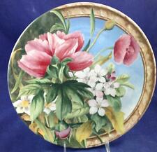 "Gien VOLUPTE 12"" Cake Plate GREAT CONDITION"