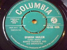 "NORRIE PARAMOR - SPANISH HARLEM   7"" VINYL"