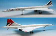 JFL MODELS - 1/200 SCALE DIECAST AEROSPATIALE BRITISH AIRWAYS CONCORDE F-WTSB
