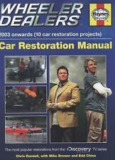 Wheeler Dealers Car Restoration Manual~Projects from Discovery Channel Series