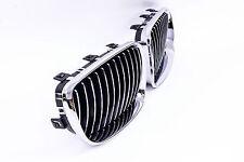 Nieren Kühlergrill für BMW 1er E81 E82 E87 E88 LCI Grill in Chrom