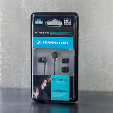 CX200 Street II Stereo In-Ear Headphones Earphones  Headset  (Black)