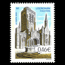France 2002 - Tourism Locronan Architecture - Sc 2885 MNH