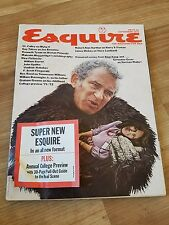 ESQUIRE Magazine September 1971 King Kong Norman Mailer Mylai
