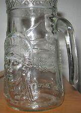 Statue of Liberty Stein Centennial 1886 - 1986  Beer Mug Anchor Glass