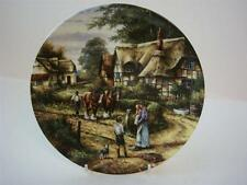 ROYAL DOULTON COUNTRY DAYS PLOUGHING SHIRE HORSE PLATE