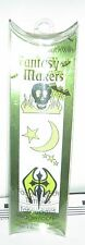 Halloween Fantasy Makers FACE & Body TATTOO Tattoos Skull Moon Stars GLOW DARK