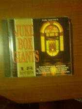 COMPILATION - JUKE BOX GIANTS - SIXTIES - (18 HITS)  -  CD