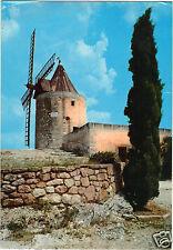 13 - cpsm - Le moulin d'Alphonse Daudet près du village de Fontvieille ( i 5216)