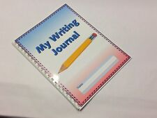 Writing Journal - for Drawing and Writing - Kindergarten Ruled Set of 10