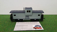 WAGON TRAIN BACHMANN 36 FT WIDE VISION STEEL CABOOSE 1/87ème HO ATHEARN