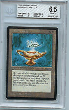 MTG Arabian Nights Aladdins Lamp BGS 6.5  Ex-Mt+ Magic The Gathering WOTC Card