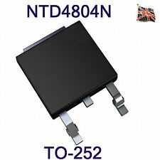 NTD4804N NTD4804NT4G Power Mosfet ON TO-252 4804NG UK Stock