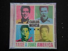 Carlos Mencia - Take A Joke America - Comedy Russell Peters  (REF BOX C43)