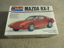 Monogram Mazda RX-7 1:24 Scale Model Kit 1979 Sealed MISB See My Store