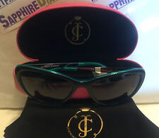 Juicy Couture TEAL 100% Authentic Sunglasses JU 544/S ETJ NEW! Fast Shipping