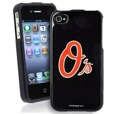 Officially Licensed MLB Baltimore ORIOLES Hard Case for Apple iPhone 4/4S