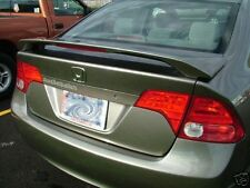 PAINTED - 2006 2007 2008 2009 2010 2011 Honda Civic Spoiler 4 Door