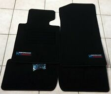BMW e46 3er SERIE AB BJ 1998-2005 SET TAPPETINI IN VELOUR performance! _ NUOVA _!