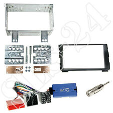 Kia ceed ed ab08/2009 doble DIN KFZ diafragma + JVC radio volante Interface Kit de integracion