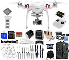 DJI Phantom 3 Standard with 2.7K Camera! READY 2 FLY EVERYTHING YOU NEED KIT!!