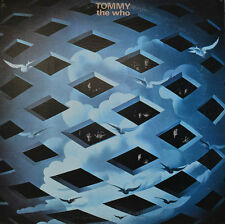 """THE WHO - TOMMY 12 """" LP (2LP) (W494)"""