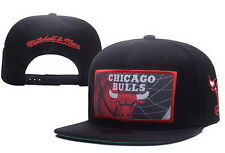 2017 NEW Chicago Bulls Adjustable Hip Hop Baseball Snapback Hat cap