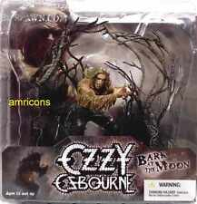 McFarlane Toys Limited Edition Ozzy Osbourne Bark at the Moon Action Figure.