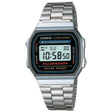 SALE Casio Classic Digital Watch » A168WA-1W iloveporkie #COD