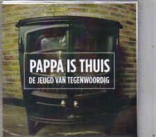 De Jeugd Van Tegenwoordig-Pappa Is Thuis Promo cd single
