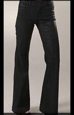 7 seven for all mankind Ginger coat dark wash jeans 28 29 Excellent wide leg