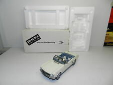 Danbury Mint 1:24 Scale 1966 FORD MUSTANG Convertible Diecast