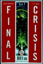 DC Comics FINAL CRISIS #2 NM+/NM/M 9.6-9.8
