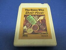 The Guess Who,8 Track Tape, Tested, Road Food, Star Baby, Pleasin' For Reason