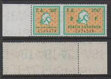 1990 TIMBRE FISCAL / AMENDES # 22 ** / COTE 90.00 EURO (ref 6343)