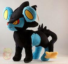 "LUXRAY pokemon plush 12""/30 cm Pokemon  Plush Doll   UK Stock Fas Shipping"