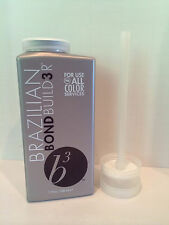 Brazilian Blowout B3 Brazilian Bond Builder-17oz BACKBAR SIZE WITH MEASURING LID