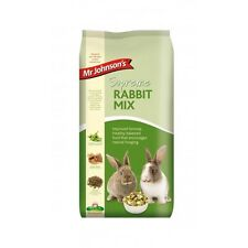 2 x 15kg mr johnsons supreme rabbit food mix only £18.75 each!!! complete bunny