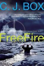 Free Fire by C. J. Box (2007, Hardcover)