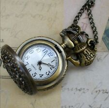DRINK ME tea Watch necklace pendant Alice in Wonderland party umbrellalaboratory