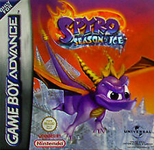 Spyro: Season of Ice (Nintendo Game Boy Advance, 2001)