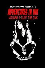 Adventures in Ink 2 by Tom Williams (Paperback / softback, 2016)
