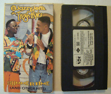 DJ Jazzy Jeff & The Fresh Prince VHS Summertime (And Other Hits) Will Smith