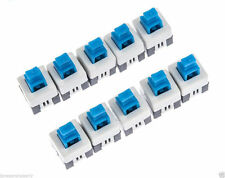 25X 6 Pin Without Self-locking Mini Push Button Switch - 25V 1.5A - DIY