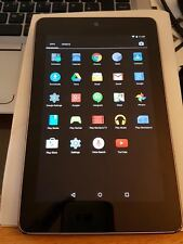 Asus Google Nexus 7 8GB, Wi-Fi, 7in - Black Tablet