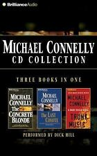 Harry Bosch: Michael Connelly CD Collection 2 : The Concrete Blonde, the Last...