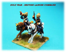 Zulu War 1879 - British Lancers Command x 3